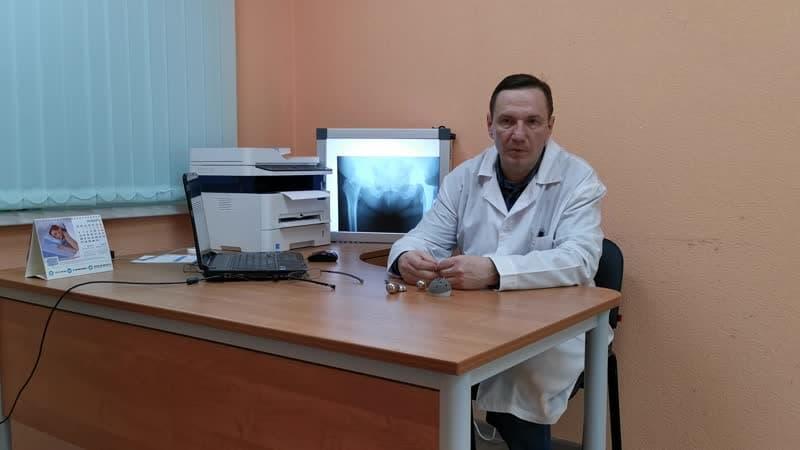 Боженко С.В., врач высшей категории со стажем работы 24 года
